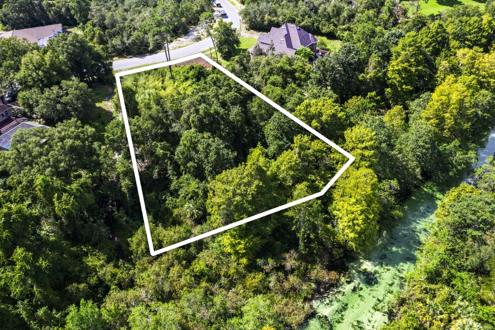 Waters Way, Weeki Wachee, FL 34607 river front lot for sale